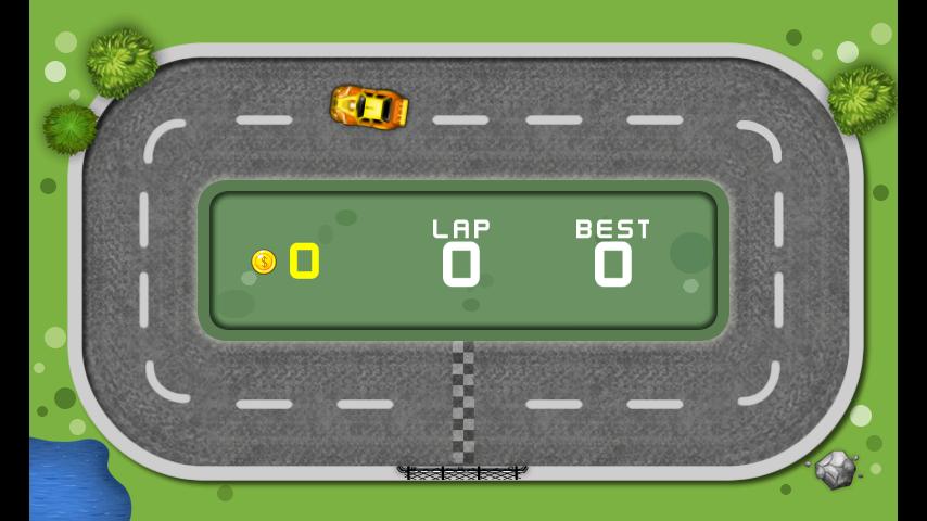 Car Sharp Turn