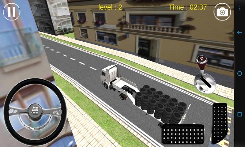 Cargo Trailer Transport