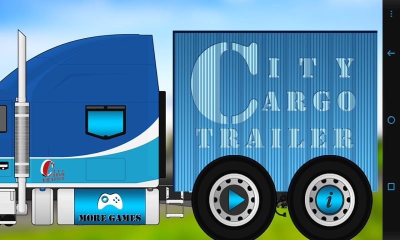 Cargo Trailer Transport
