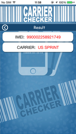 Carrier Checker By Marc Cavallo
