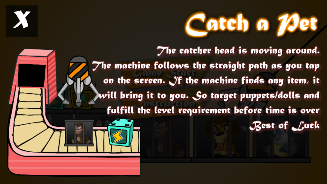 Catch a pet