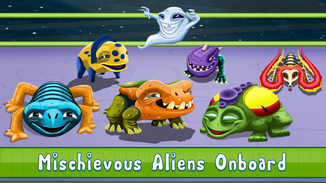 Catch the Aliens