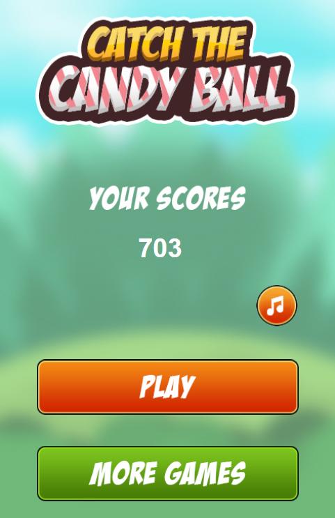 Catch the Candy Ball Saga