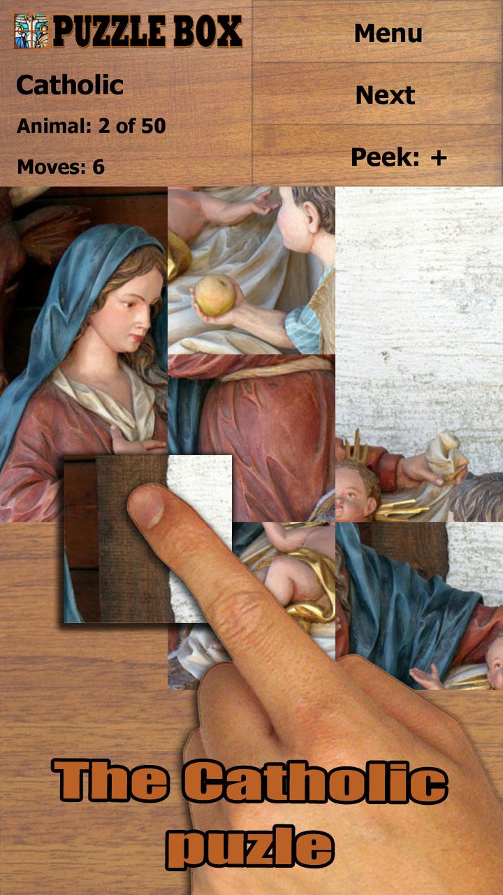 Catholic Puzzle (Christian)