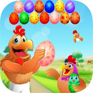 Chicken Egg Shooter