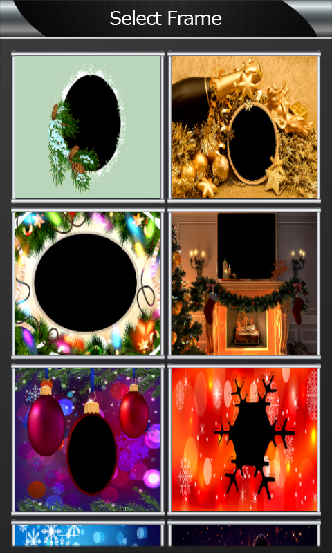 Christmas Decoration Frames