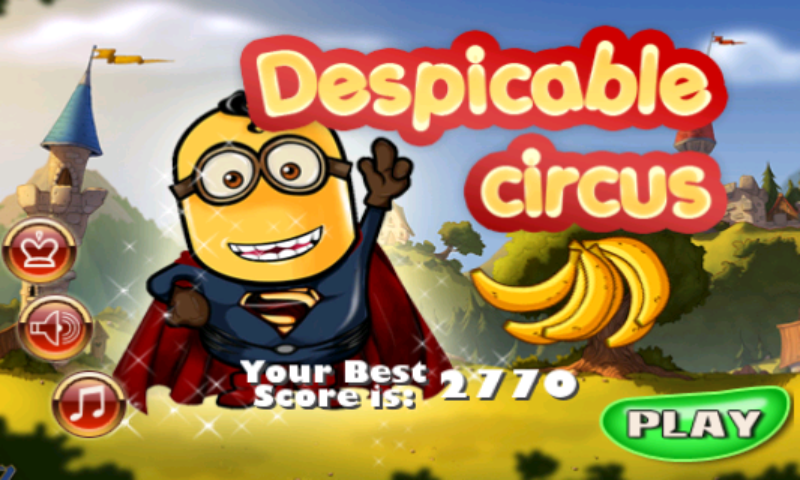 circus of despicable 2