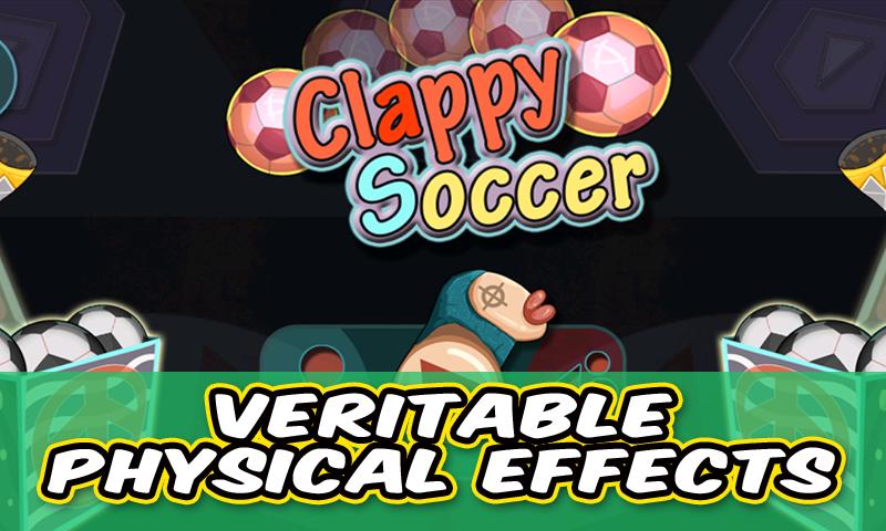Clappy Soccer