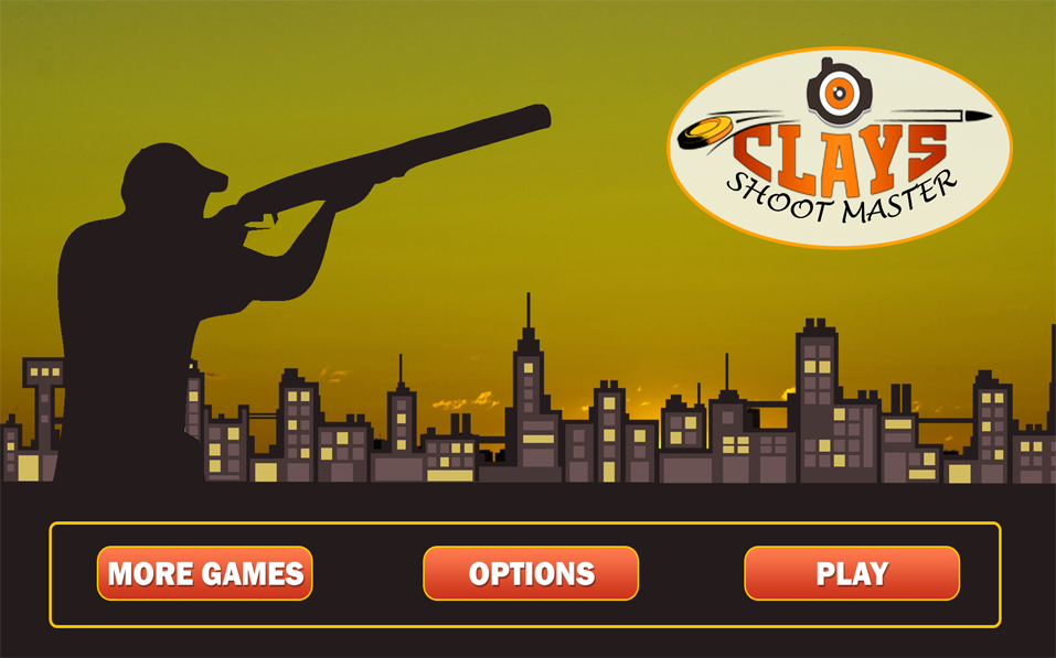 Clays Shoot Master