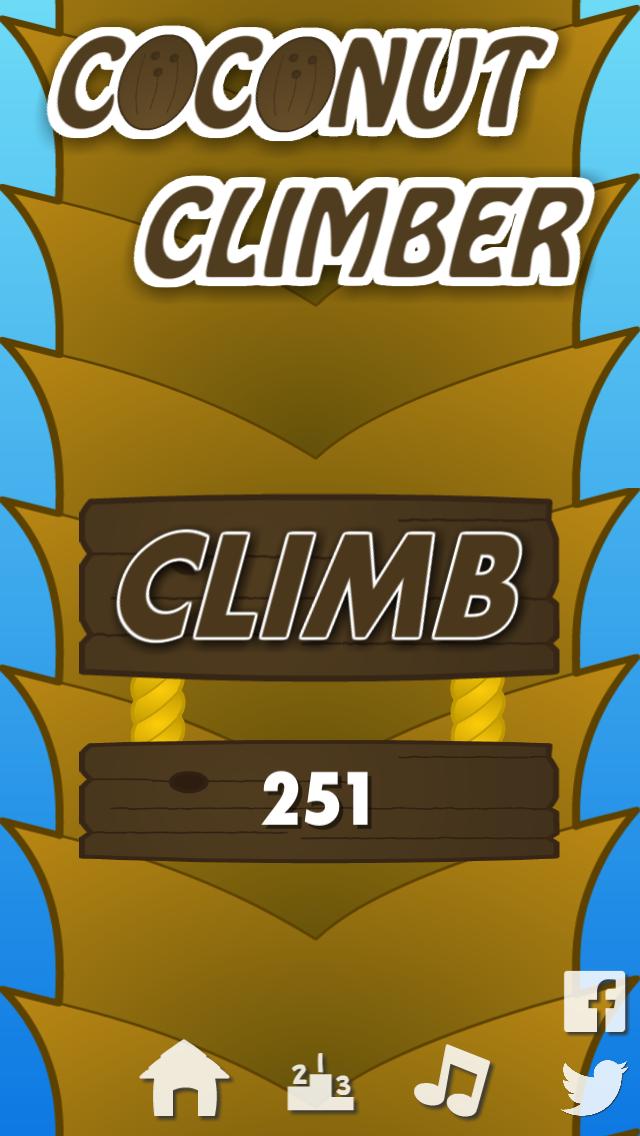 Coconut Climber