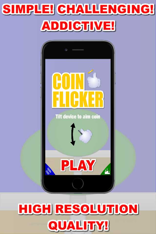 Coin Flicker