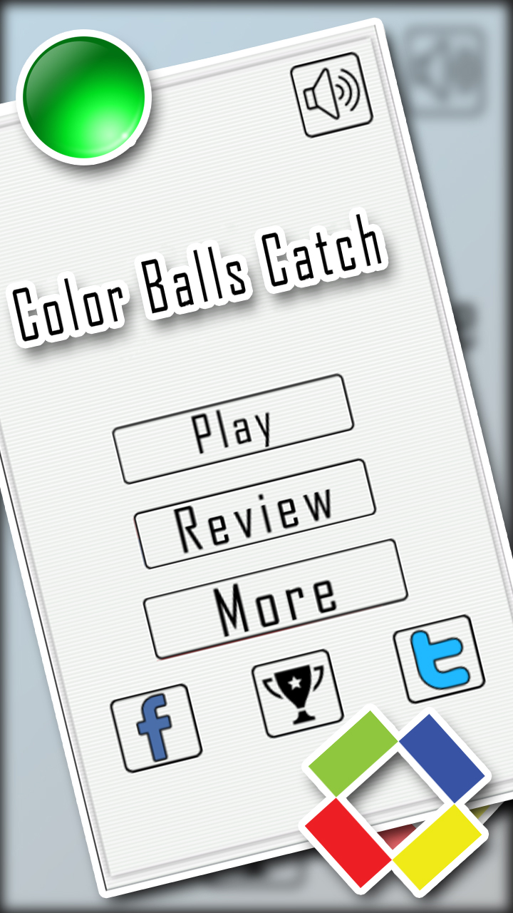 Color Balls Catch