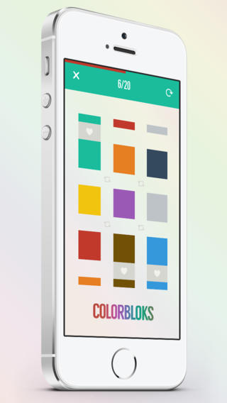 Colorbloks: Solve riddles with brain