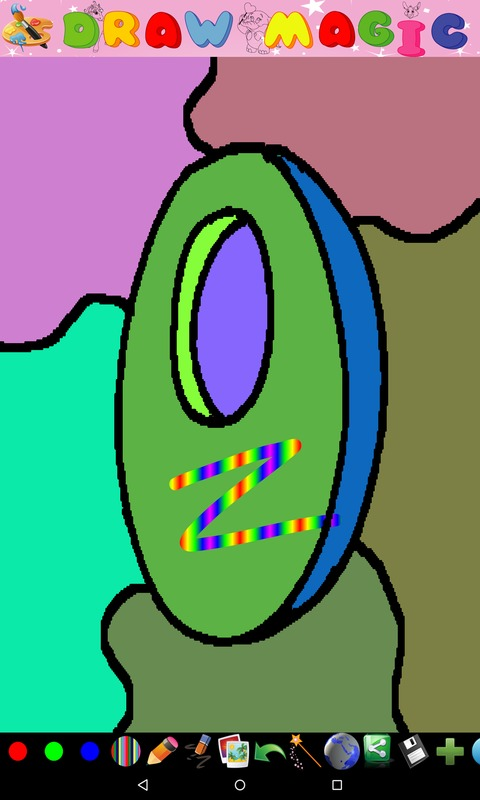Coloring for Kids – Numbers