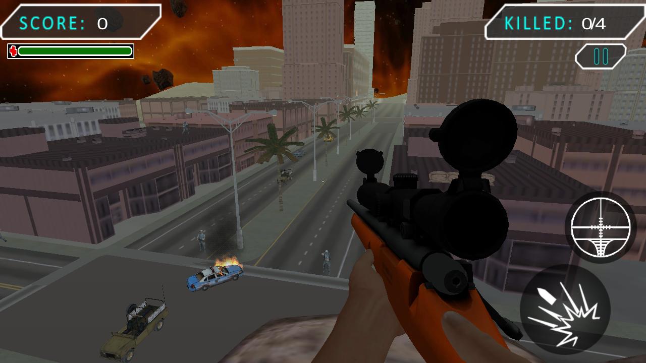 Commando Street War
