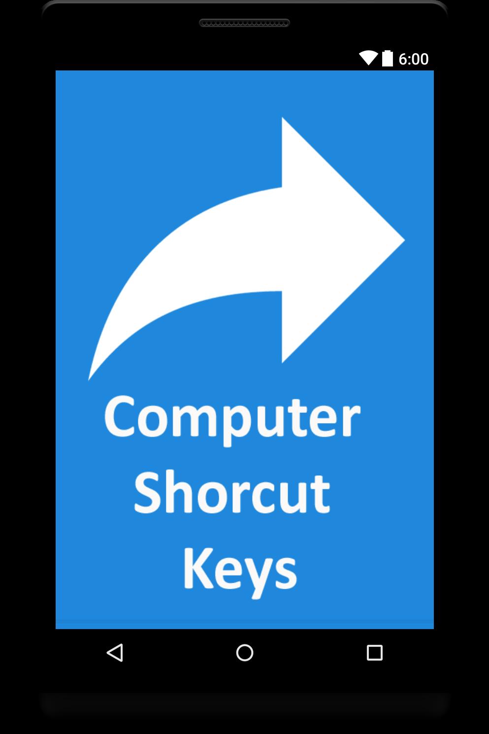 Computer Shortcut Keys Pro