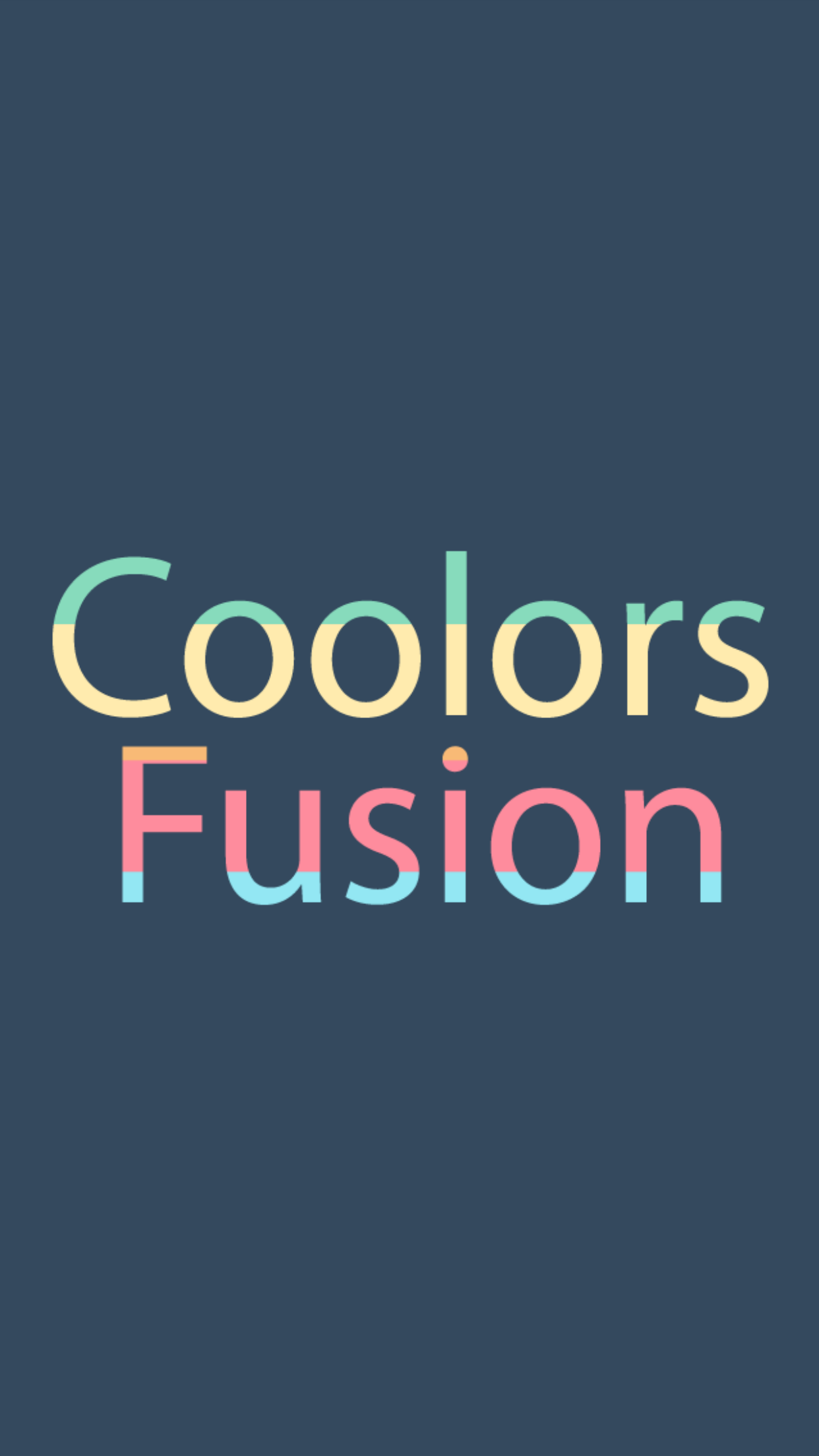 CoolorsFusion