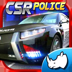 Cop Car Crash Racing CSR Chase