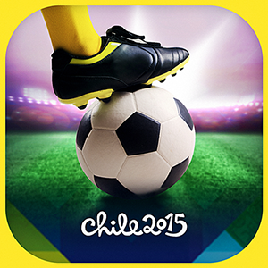 Copa America 2015 – Free Kick