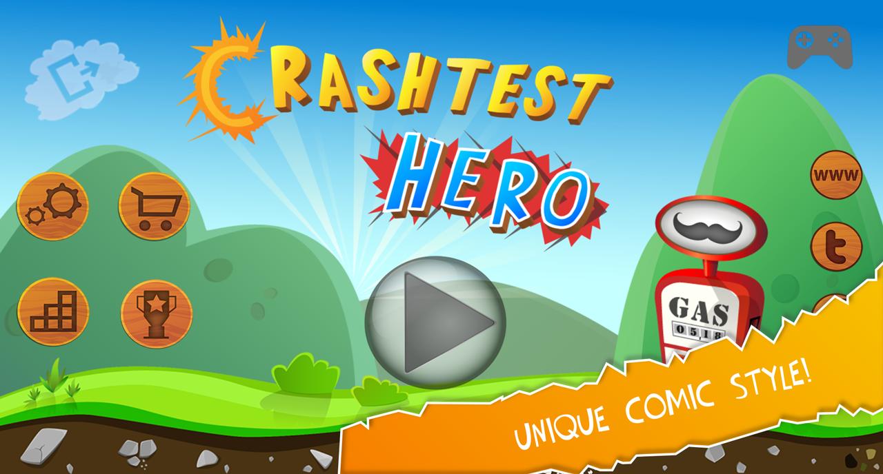 Crashtest Hero