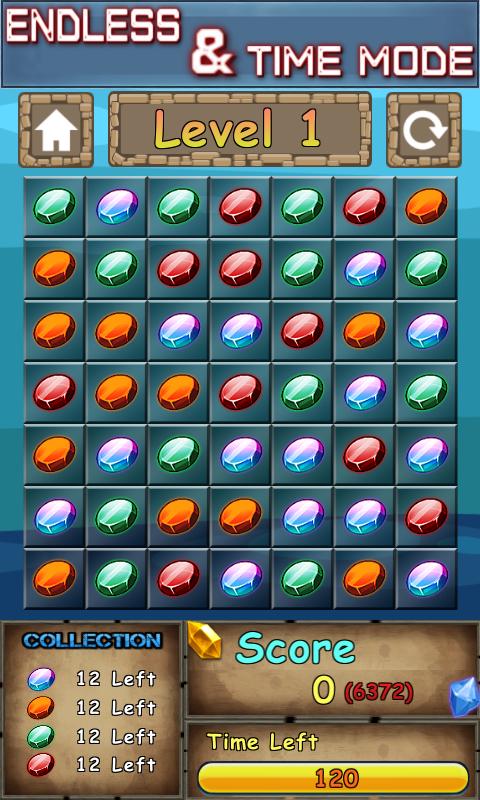 Crazy Gems Hunter