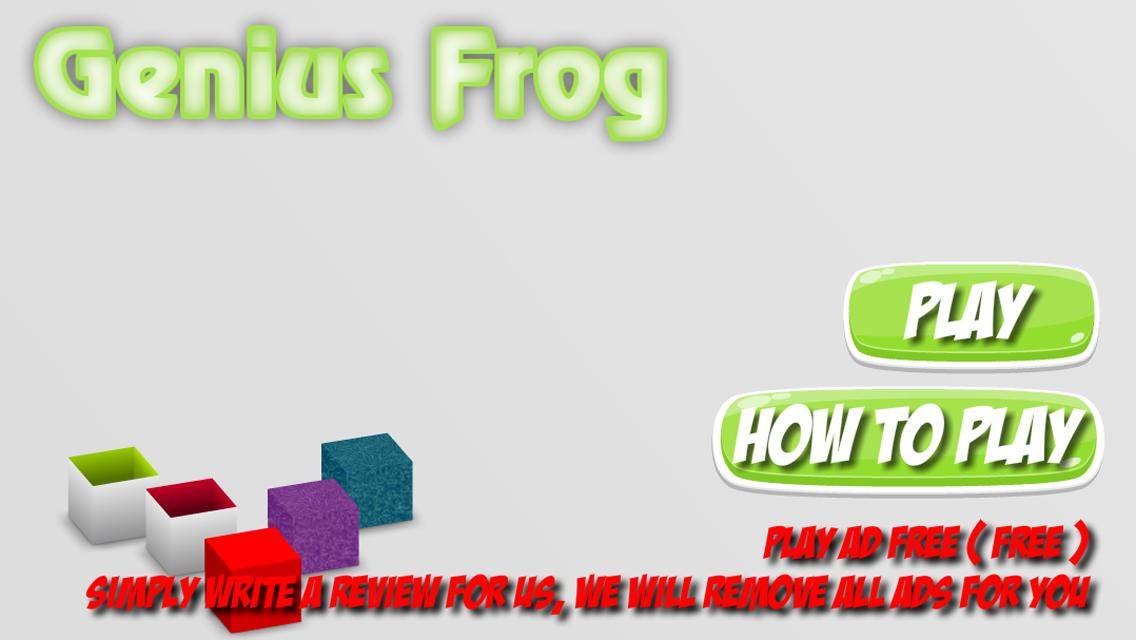Crazy Genius Frog