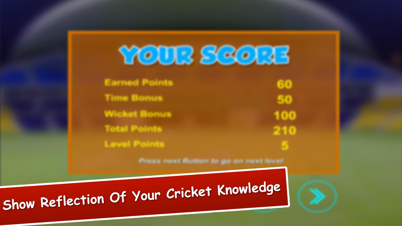 Cricket Quiz Fantacy