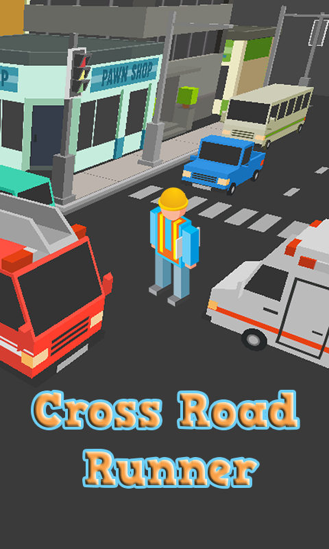 Cross Road Runner