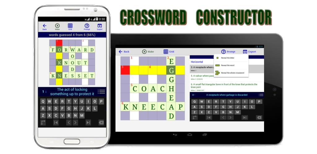 Crossword Constructor