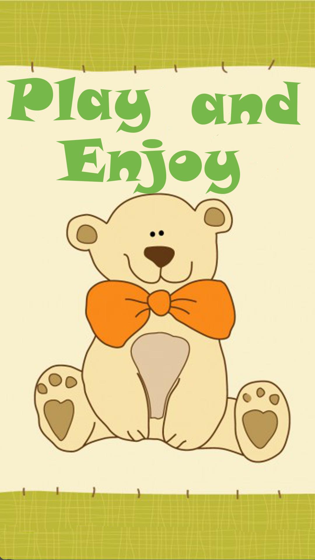 Cute Bear Puzzles