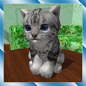 Cute Pocket Cat 3D – Part 2