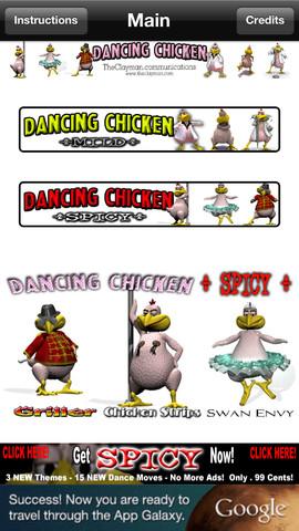 Dancing Chicken Mild