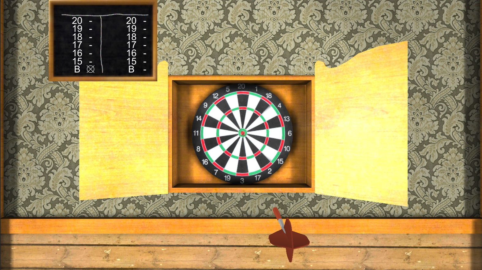 Darts 3D 4 Free