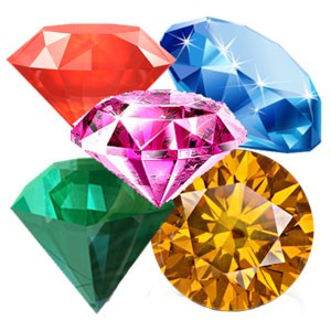 Diamond pocket
