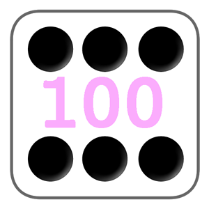 Dice 100 Game