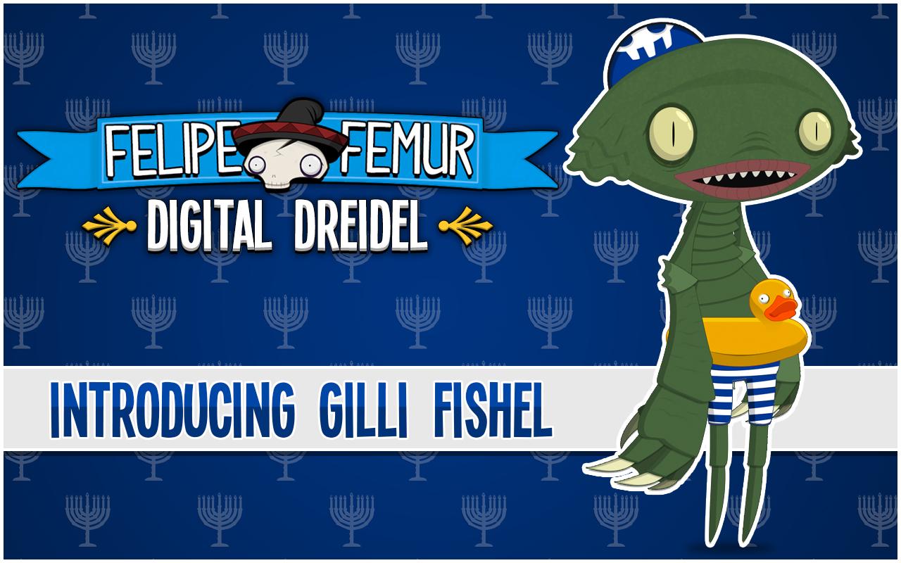 Digital Dreidel