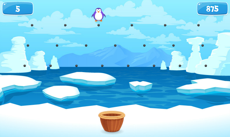 Dizzy Penguins