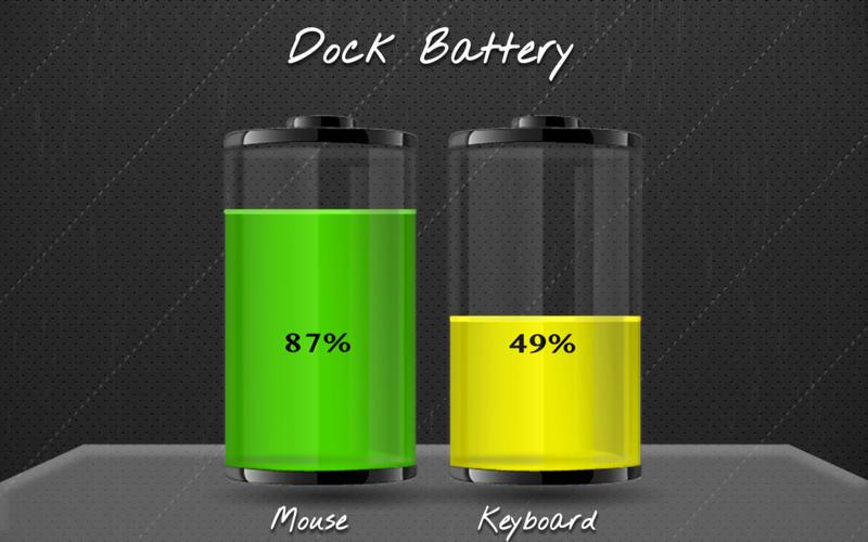 Dock Battery