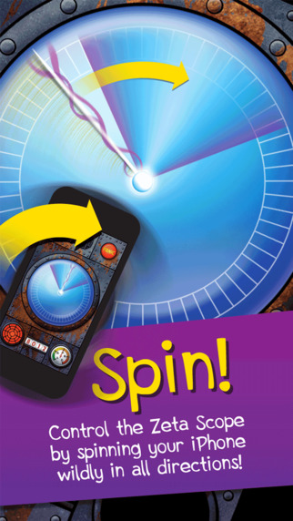 DOCTOR SPIN – ENDLESS SPINNER – CREATE MONSTERS