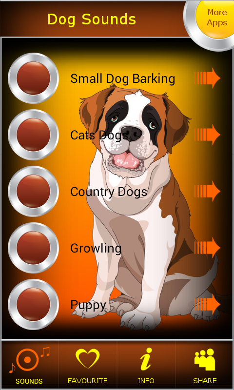 Small Dog Barking Ringtone