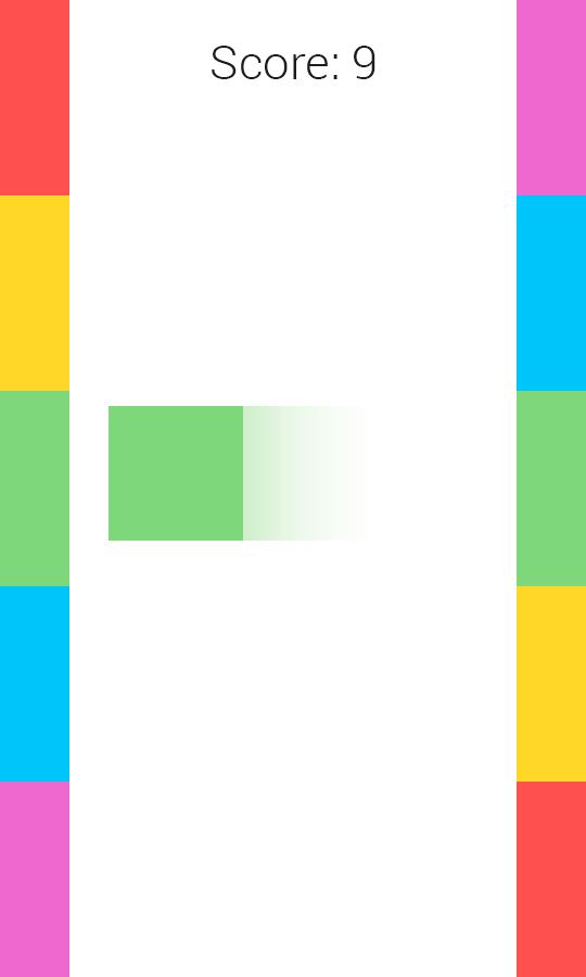 Don't Miss The Color Tile