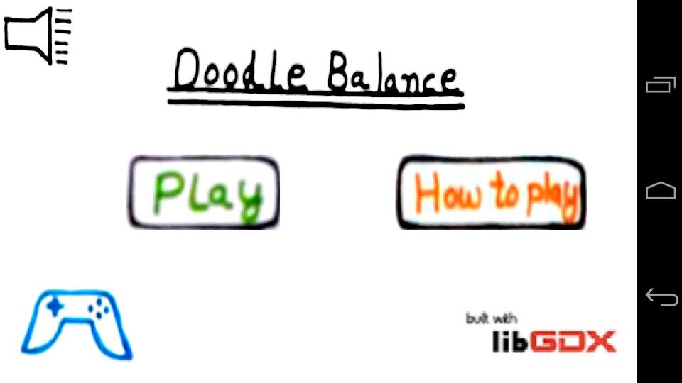 Doodle Balancer
