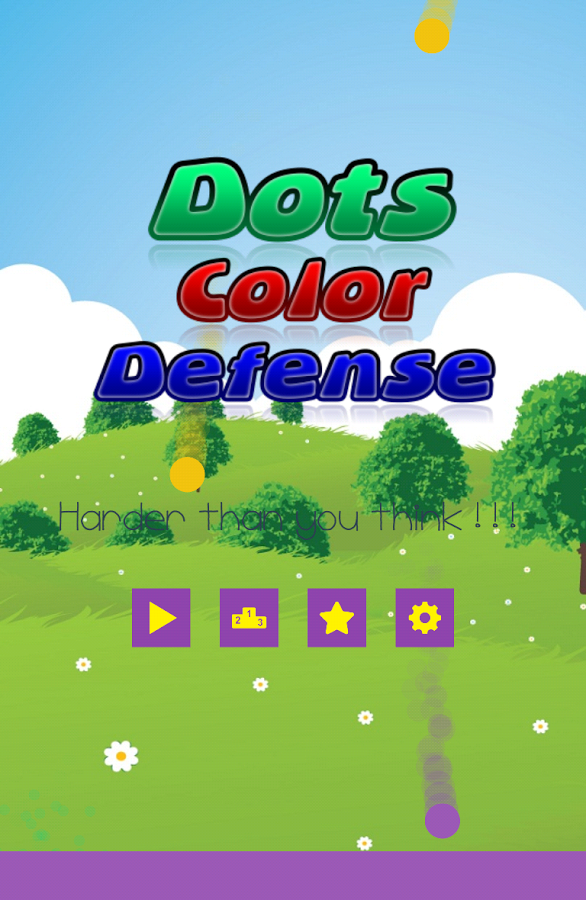 Dots Color Defense