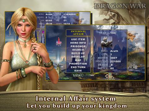 DRAGON WAR ORIGIN