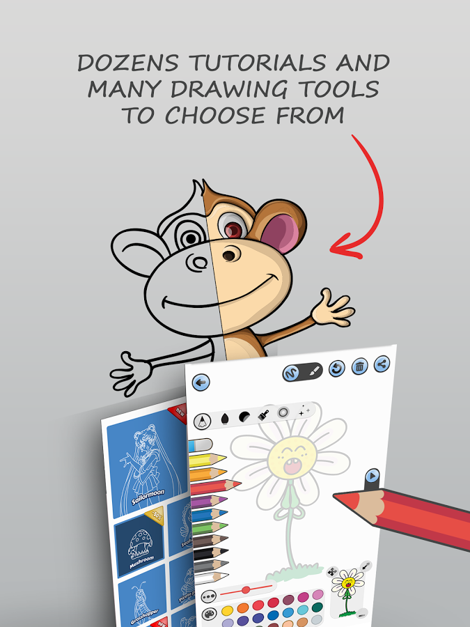 Drawissimo Kids-Draw and Enjoy