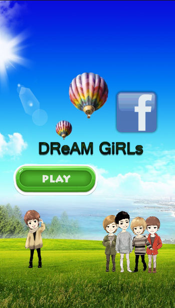 Dream Girls Bubble