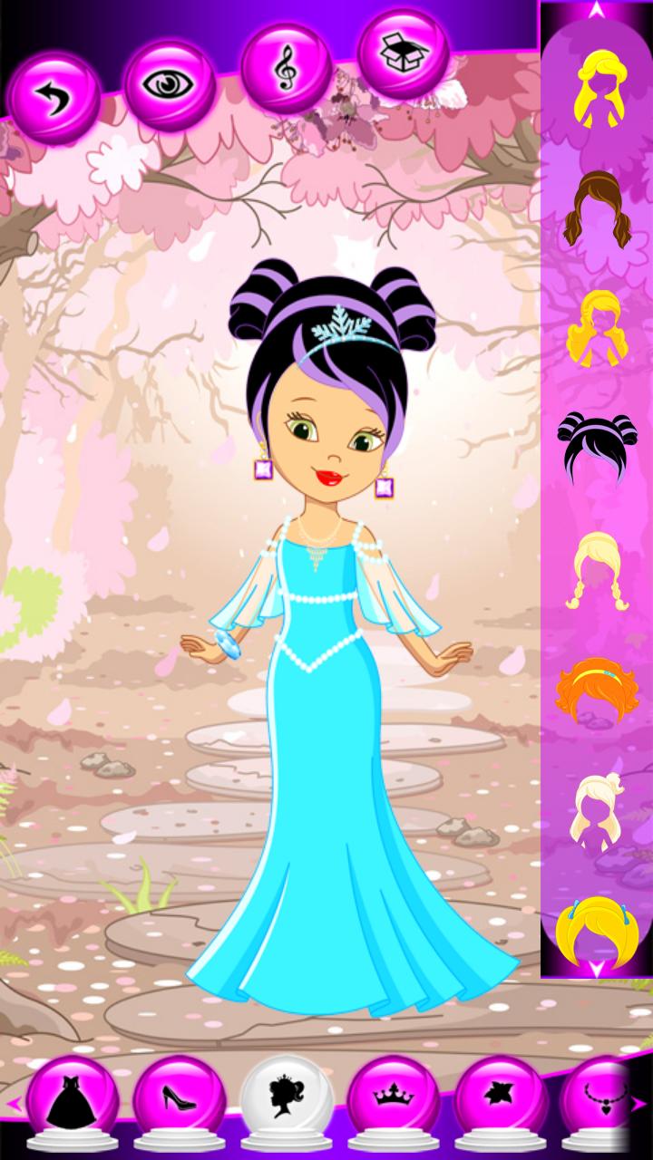 Dress Up Little Princess