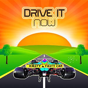 Drive it & eat items !!