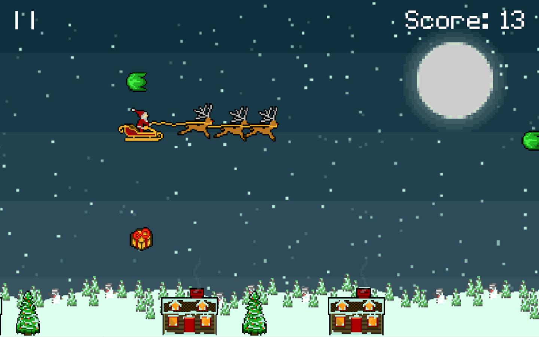 Droppin' Santa