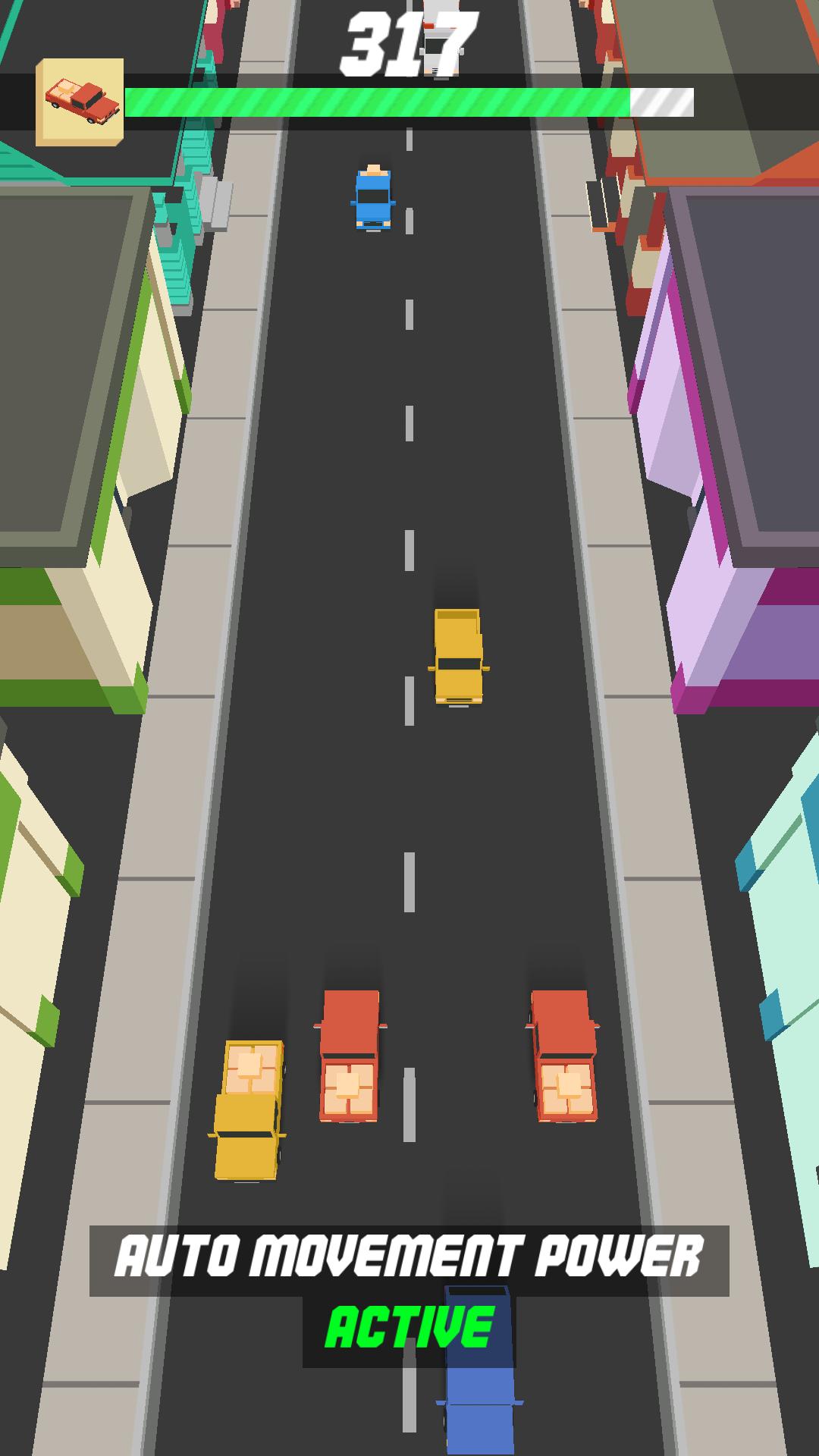 Duet Car Control